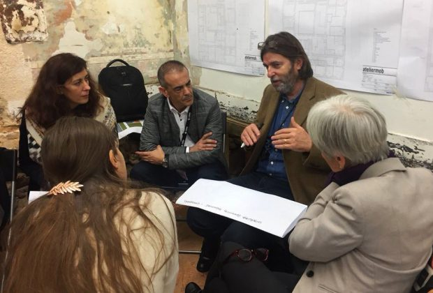 Architects masterplanners and placemakers jtp for Architects council of europe