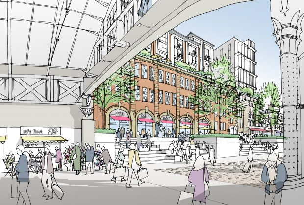 'Paddington Place' Competition by Create Streets